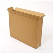 Pratt Recycled Side-Loading Corrugated Cardboard Box