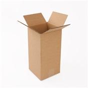 Pratt Recycled Corrugated Cardboard Tall Box