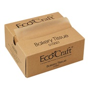 Bagcraft Papercon® EcoCraft® Interfolded Soy Wax Deli Sheets