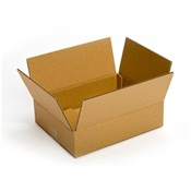 Pratt Recycled Large Corrugated Cardboard Box