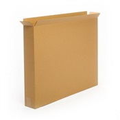 Pratt Recycled Side-Loading Corrugated Cardboard Box