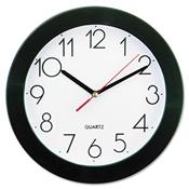 "Universal® 9 3/4"" Round Wall Clock"