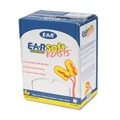 3M ™ E·A·Rsoft ™ Yellow Neon Blasts ™ Soft Foam Earplugs