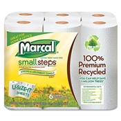 Marcal ® 100% Premium Recycled Roll Towels