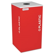 Ex-Cell Kaleidoscope Collection™ Recycling Receptacle