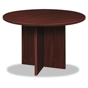 basyx® BL Laminate Series Round Table with X Base