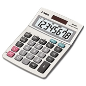 Casio® MS-80S Tax and Currency Calculator