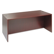 Alera® Valencia™ Series Straight Front Desk Shell