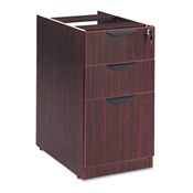 Alera® Valencia™ Series Box/Box/File Full Pedestal File