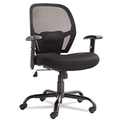 Alera® Merix450 Series Mesh Big and Tall Chair