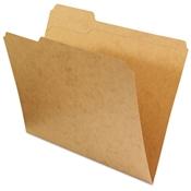 Universal ® Reinforced Kraft Top Tab File Folders