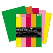 Astrobrights ® Color Cardstock -