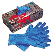 MCR™ Safety Nitri-Med™ Disposable Nitrile Gloves