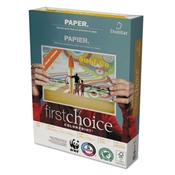Domtar First Choice ColorPrint ® Premium Paper