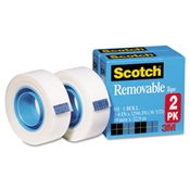 Scotch ® Removable Tape