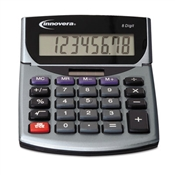 Innovera® 15925 Portable Minidesk Calculator
