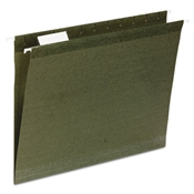 Universal ® Deluxe Reinforced Recycled Hanging File Folders