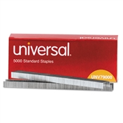 Universal ® Standard Chisel Point Staples