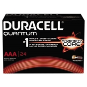 Duracell® Quantum Alkaline Batteries