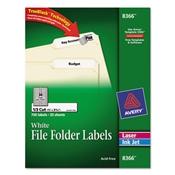 Avery® Permanent File Folder Labels with TrueBlock® Technology