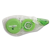 Universal® Deluxe Correction Tape with Two-Way Dispenser