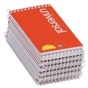 Universal ® Wirebound Memo Book