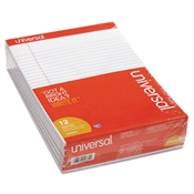 Universal ® Economy Ruled Writing Pads
