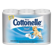 Cottonelle ® Ultra Soft Bath Tissue