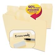 Smead ® Erasable SuperTab ® File Folders