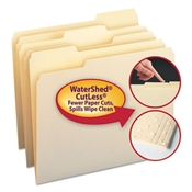 Smead® Watershed®/CutLess® File Folders