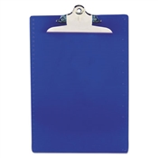 Saunders Recycled Plastic Clipboard with Ruler Edge