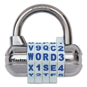 Master Lock® Password Plus™ Combination Lock