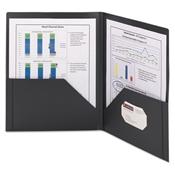 Smead ® Frame View Poly Two-Pocket Folder