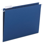 Smead® Colored Hanging File Folders