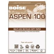 Boise ® ASPEN ® 100 Multi-Use Recycled Paper