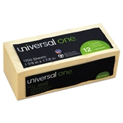 Universal ® Recycled Self-Stick Note Pads