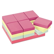 Post-it® Notes Original Pads in Marseille Colors