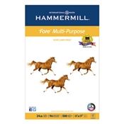 Hammermill ® Fore ® Multipurpose Print Paper