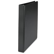 Universal ® Deluxe Non-View D-Ring Binder with Label Holder