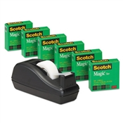 Scotch® Magic™ Tape Desktop Dispenser Value Pack