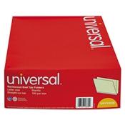 Universal® Deluxe Reinforced End Tab Folders