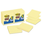 Post-it® Pop-up Notes Super Sticky Pop-up 3 x 3 Note Refill