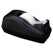 "Scotch® Deluxe Desk Tape Dispenser with Attached 1"" Core"