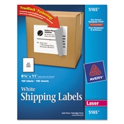 Avery ® Shipping Labels with TrueBlock ® Technology