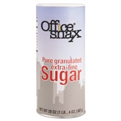 Office Snax ® Sugar Canister