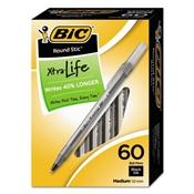 BIC® Round Stic™ Xtra Precision & Xtra Life Ballpoint Pens