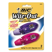 BIC ® Wite-Out ® Brand Mini Twist Correction Tape