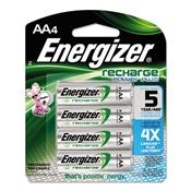 Energizer® NiMH Rechargeable Batteries