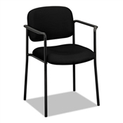 basyx® VL616 Stacking Guest Chair with Arms
