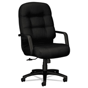 HON® Pillow-Soft® 2090 Series Executive High-Back Swivel/Tilt Chair